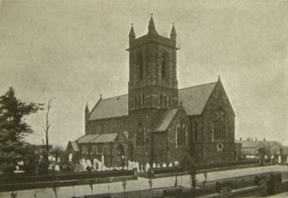 church in 1915